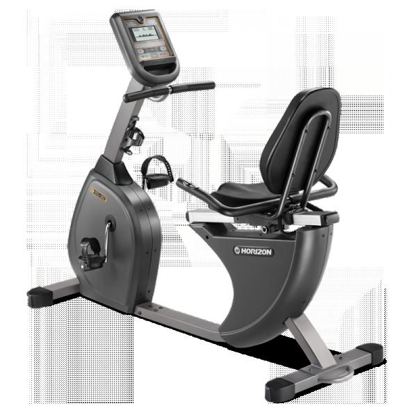 exercise bike buying guide - Horizon recumbent