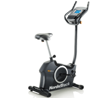 nordictrack gx 2.7 exercise bike review