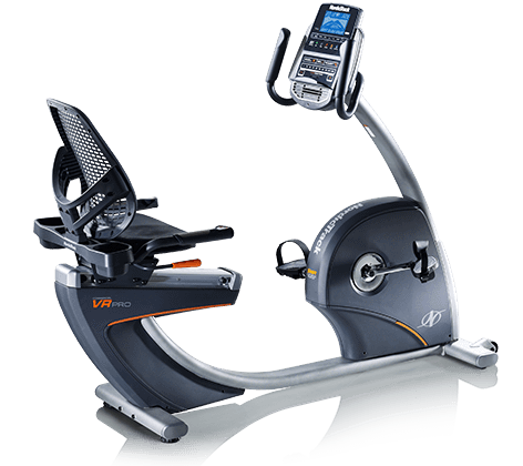 nordictrack commercial vr pro recumbent bike review