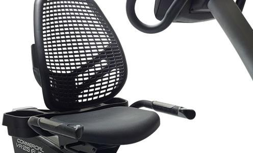 seat on nordictrack vr25 bike