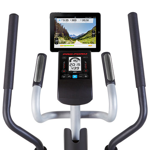 proform hybrid trainer review - console