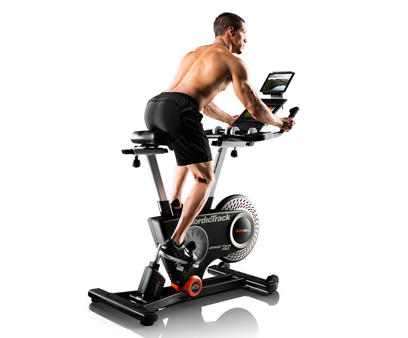 Nordictrack Grand Tour Pro Bike Man Exercise Bike Reviews